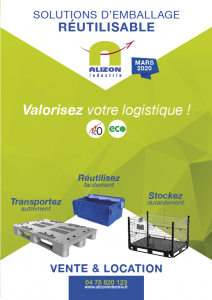Catalogue - emballages réutilisables